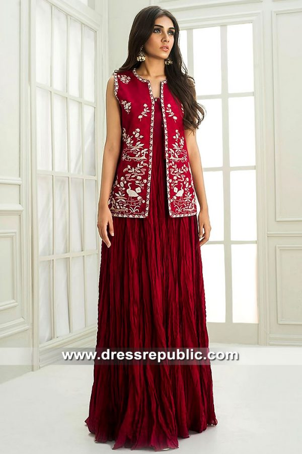 DR15429 Sania Maskatiya Dresses at Pakistani Boutiques in USA