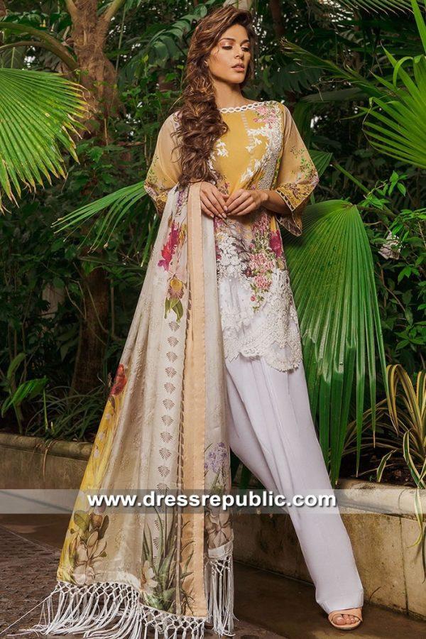 DRP8389 Sobia Nazir Lawn 2019 in Karachi, Lahore, Islamabad, Pakistan