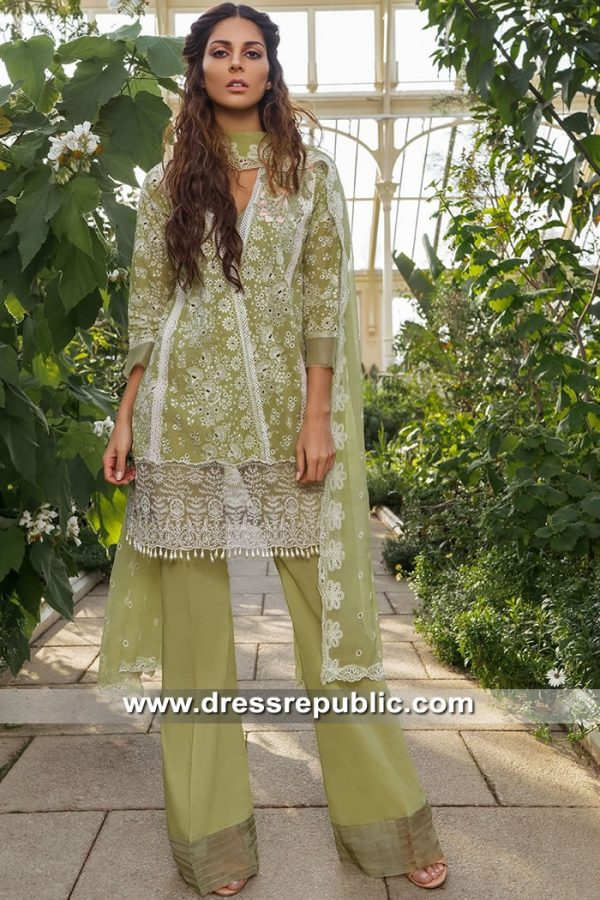 DRP8390 Sobia Nazir Lawn 2019 Buy in Thailand, Singapore, Malaysia