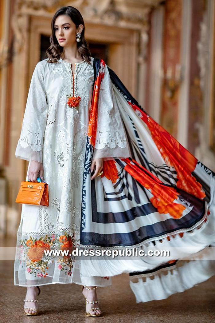 39a1fb3e06 DRP8448 Pakistani Designer Lawn Suits 2019 in Canada Sana Safinaz