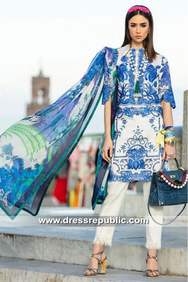 DRP8450 Pakistani Designer Lawn Suits 2019 in Australia by Sana Safinaz