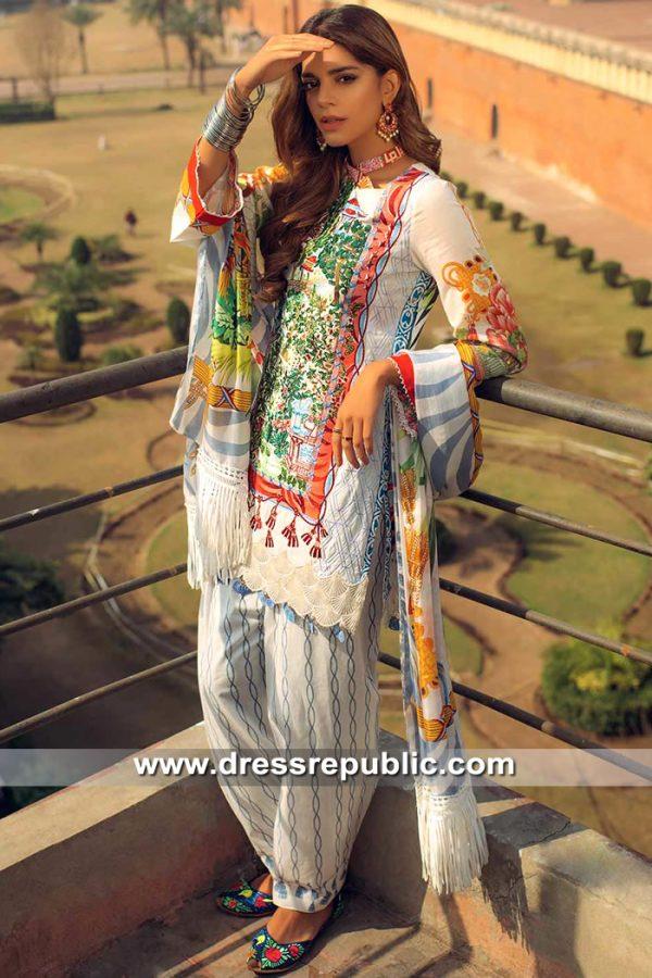 DRP8488 Saira Rizwan Lawn 2019 Karachi, Lahore, Islamabad, Pakistan