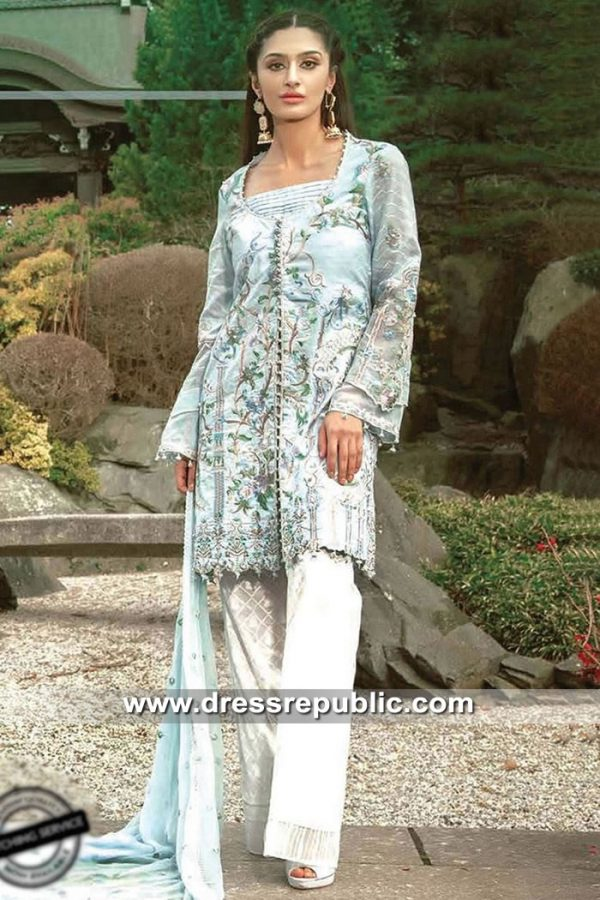 DRP8515 Summer Lawn Suits UK 2019 in London, Manchester, Birmingham