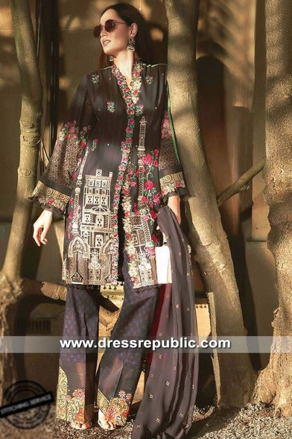 DRP8520 Cotton Lawn Shalwar Kameez Suits 2019 South Carolina, Delaware