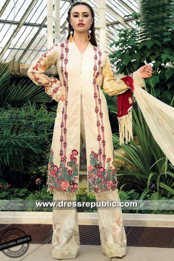 DRP8522 Asim Jofa Lawn 2019 France, Italy, Belgium, Germany, Switzerland