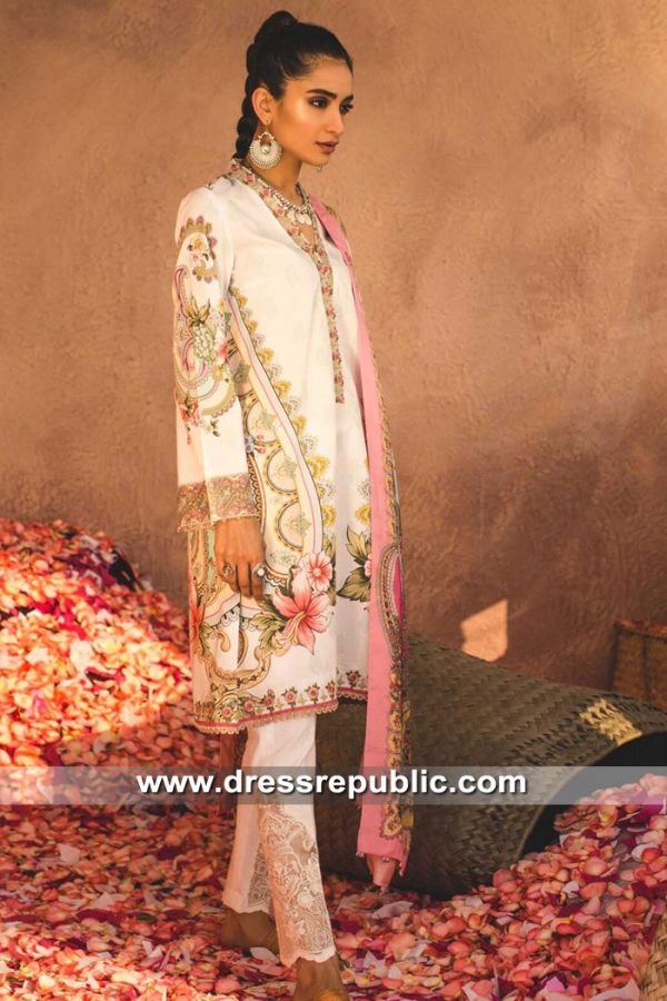 DRP8577 Zara Shahjahan Lawn 2019 Houston, Dallas, San Antonio, Austin, TX