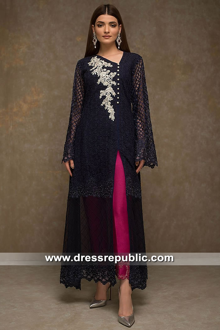 DR15458 Zainab Chottani Eid Collection 2019 London, Manchester, UK