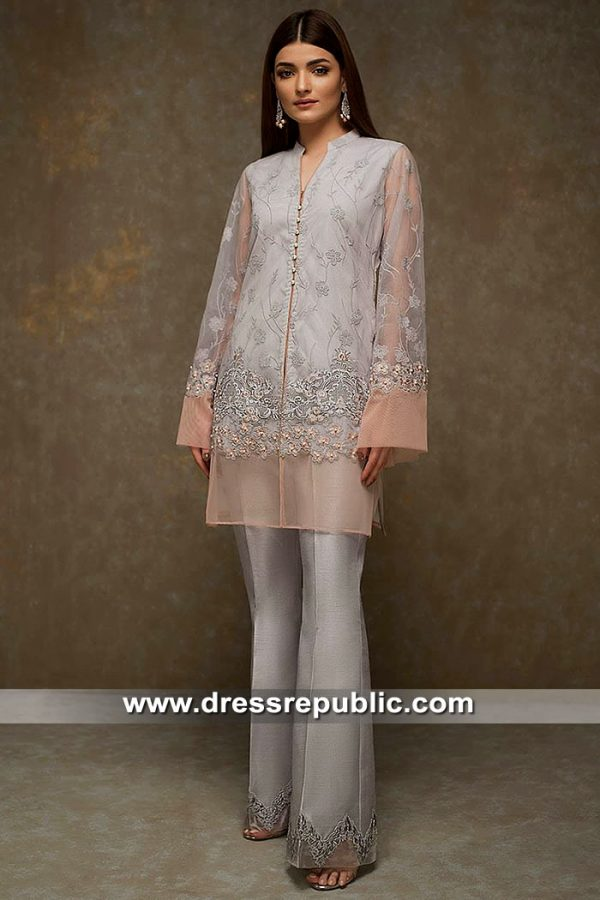 DR15459 Zainab Chottani Eid Collection 2019 Norway, Denmark, Sweden
