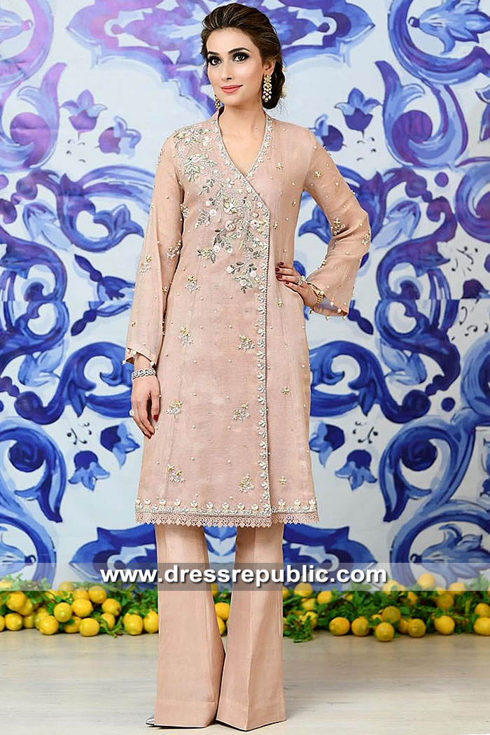 DR15474 Eid 2019 Party Dresses Buy in New York, New Jersey, California