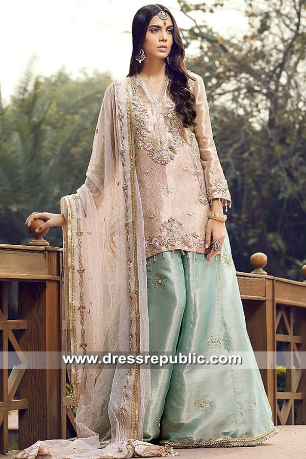 DR15495 Farida Hasan Lehenga 2019 Buy in USA, Canada, UK, Australia