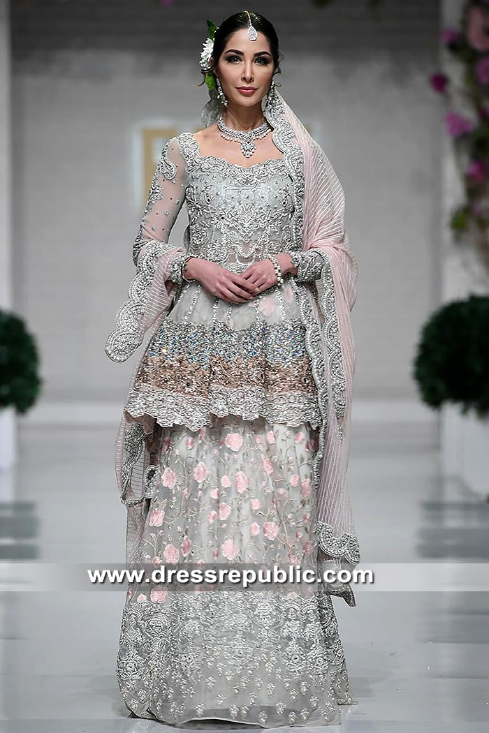DR15499 Zainab Chottani Bridal 2019 California, Washington, Michigan