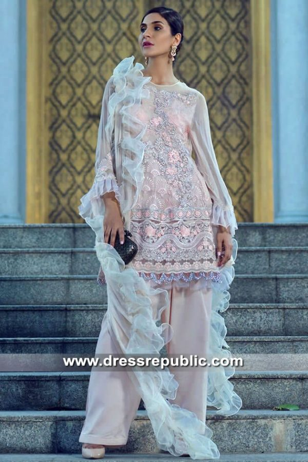 DRP8641 Rang Rasiya Eid Chiffon 2019 UK in London, Manchester, Birmingham