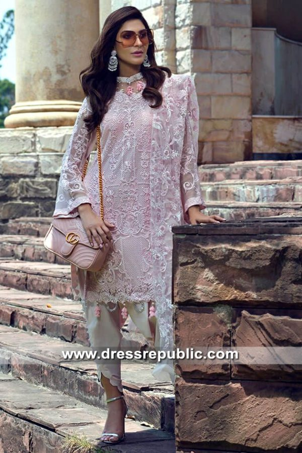 DRP8644 Rang Rasiya Eid Chiffon 2019 Kitchener, Winnipeg, Quebec City