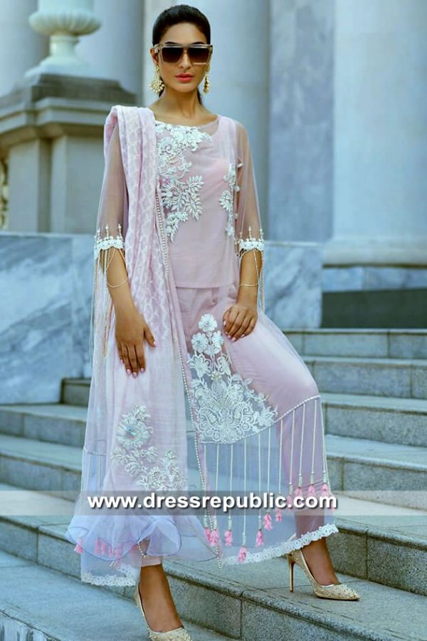 DRP8647 Rang Rasiya Eid Chiffon 2019 Florida, Missouri, Kentucky, Virginia