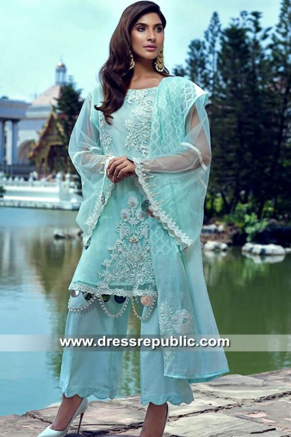 DRP8648 Rang Rasiya Eid Chiffon France, Germany, Norway, Sweden, Denmark