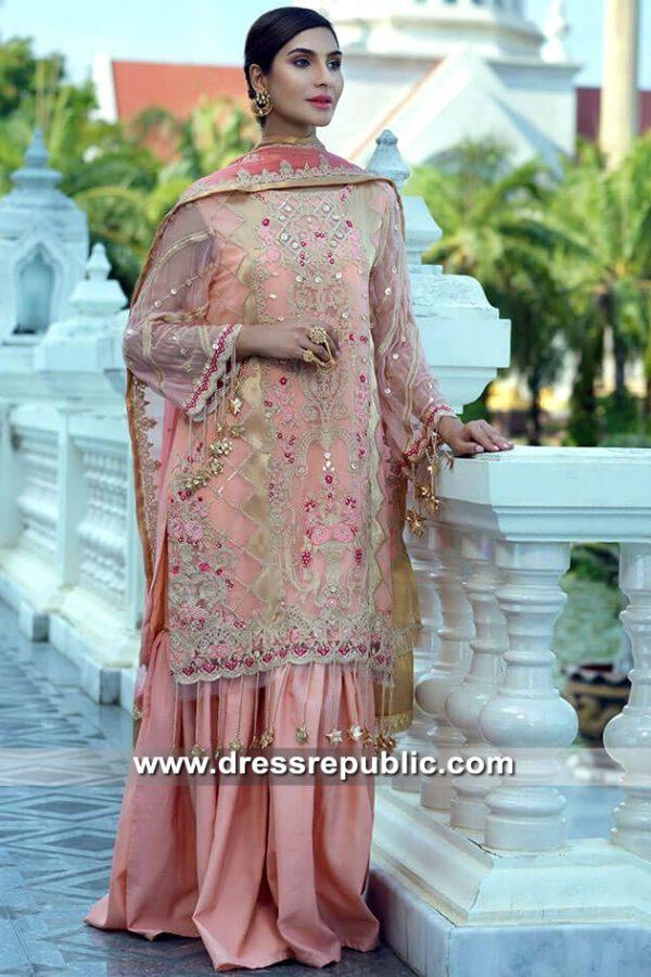 DRP8650 Rang Rasiya Eid Chiffon 2019 Karachi, Lahore, Islamabad, Pakistan