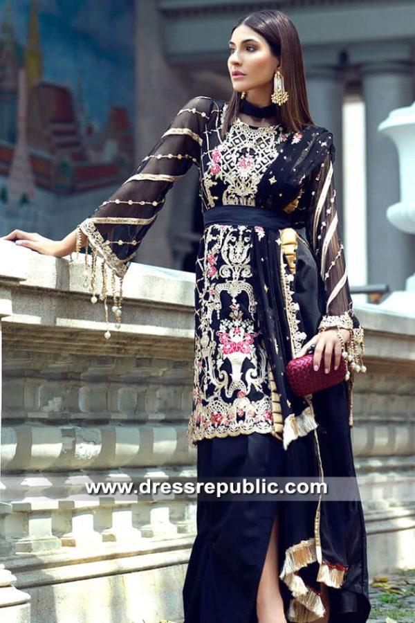 DRP8651 Rang Rasiya Eid Chiffon 2019 Karachi, Lahore, Islamabad, Pakistan
