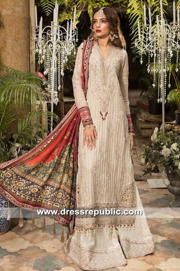 DRP8669 Maria B Mbroidered 2019 Karachi, Lahore, Islamabad, Pakistan