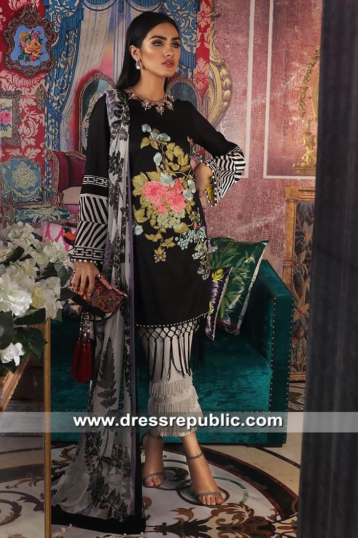 8d7e2d7c44 Sana Safinaz Printed Dresses Eid 2019 USA, Canada, UK, Australia