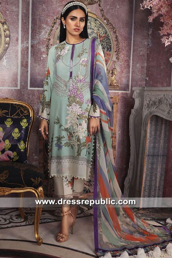 DRP8689 Sana Safinaz Designer Suits Sydney, Perth, Melbourne, Australia