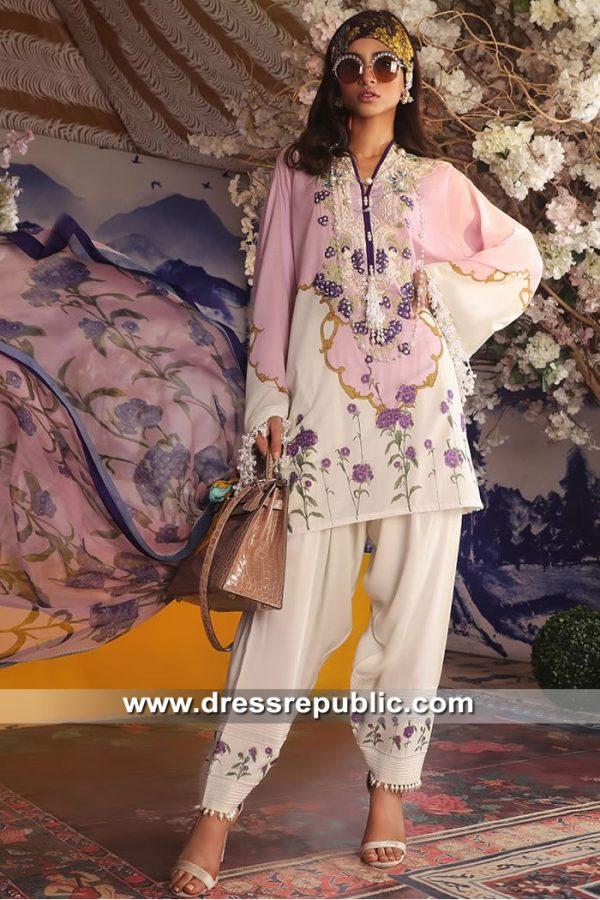 DRP8694 Sana Safinaz Muzlin Suits Buffalo, Rochester, Yonkers, Albany, NY