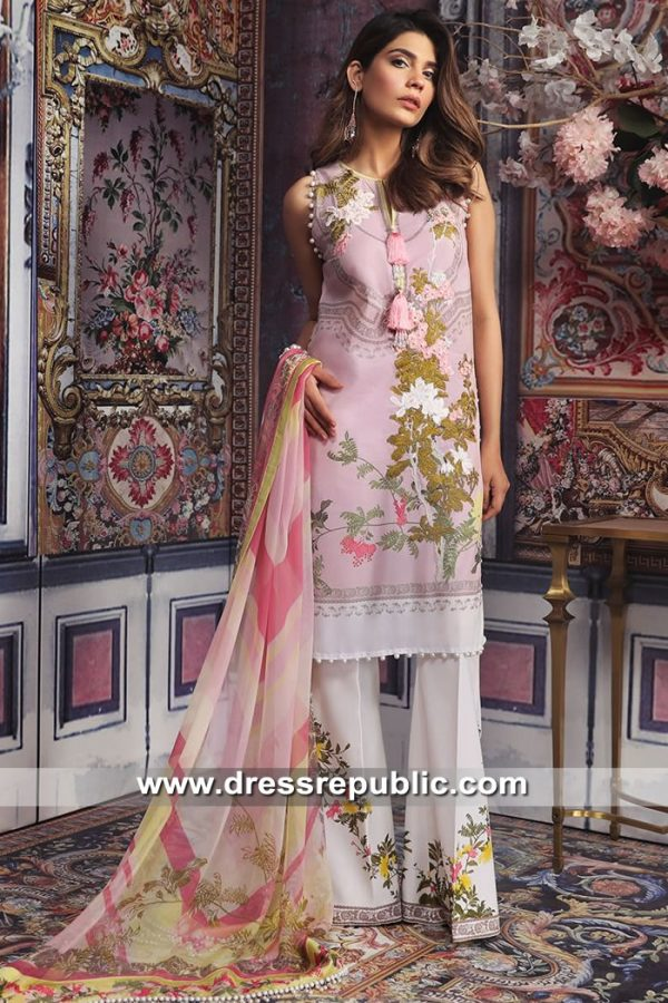 DRP8698 Sana Safinaz Muzlin Suits Malawi, Mozambique, Egypt, Turkey, Brunei