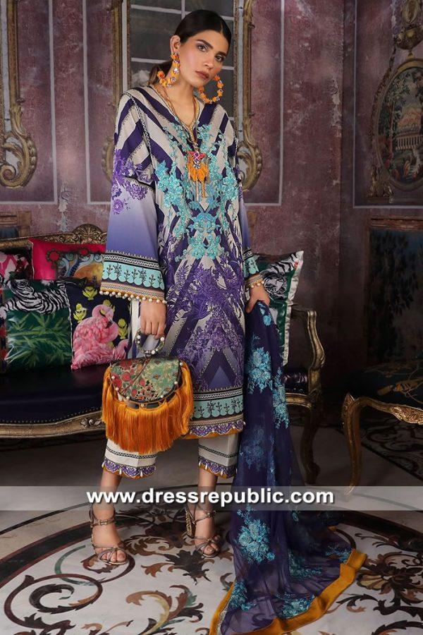 DRP8699 Sana Safinaz Muzlin Suits 2019 Jeddah, Riyadh, Dammam, Saudi Arabia