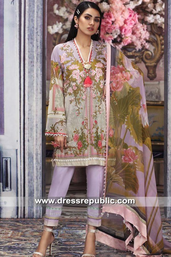 DRP8700 Sana Safinaz Muzlin Suits 2019 Dubai, Sharjah, Abu Dhabi, UAE