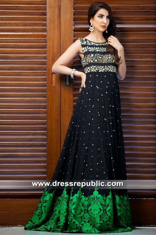 DR15505 Rozina Munib Semi Formals 2019 Buy in USA, Canada, UK, Australia