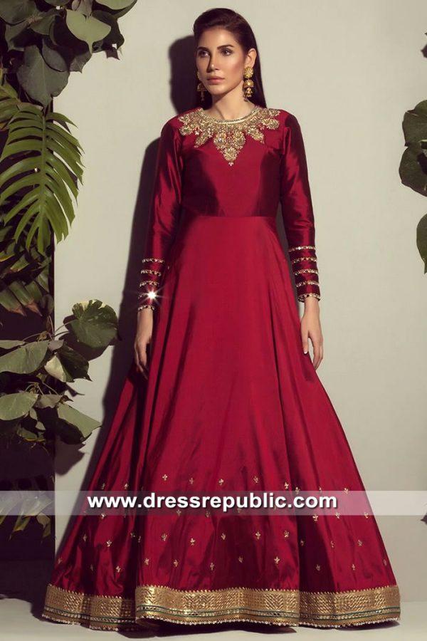DR15515 Rozina Munib Dresses 2019 Buy in Hamilton, Ottawa, Edmonton, Canada