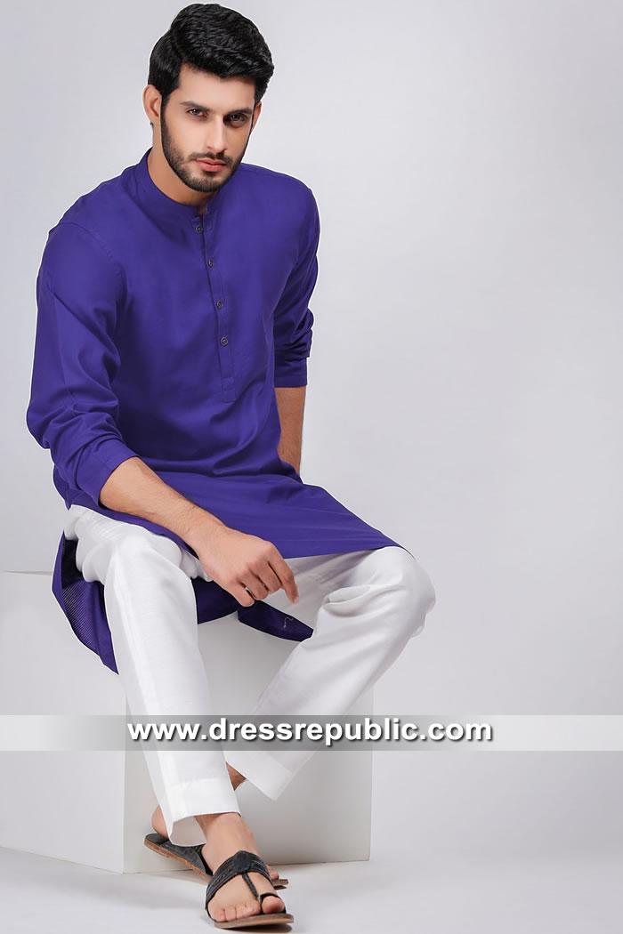 DRM5260 Eid Kurta Shalwar Kameez for Men San Francisco, San Jose, California