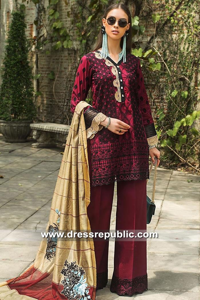 DRP8741 Zainab Chottani Chikankari 2019 Leeds, Sheffield, Leicester, England