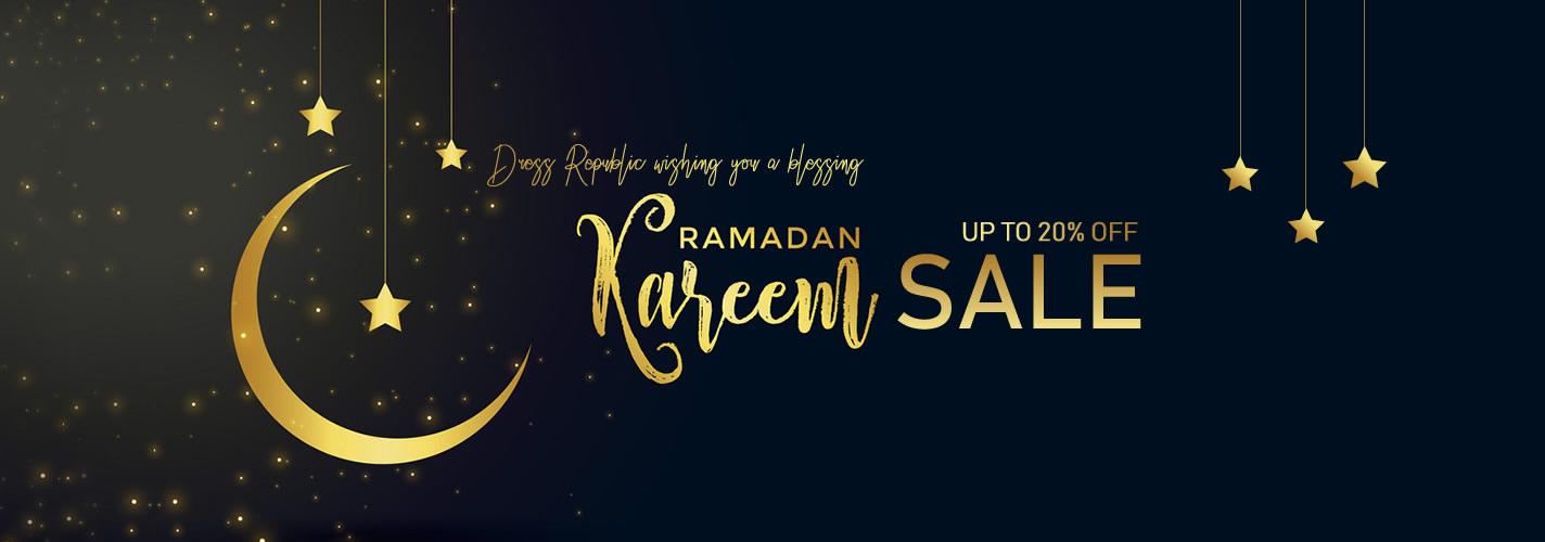 Ramadan Kareem 2019 from Dress Republic