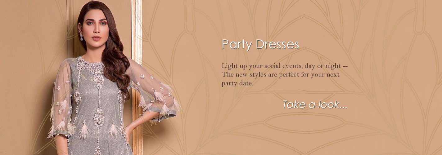 Party Dresses New Arrivals