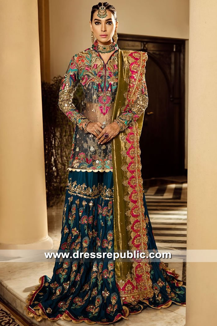 DR15550 Ammara Khan Bridal Collection Toronto, Mississauga, Vancouver, Canada