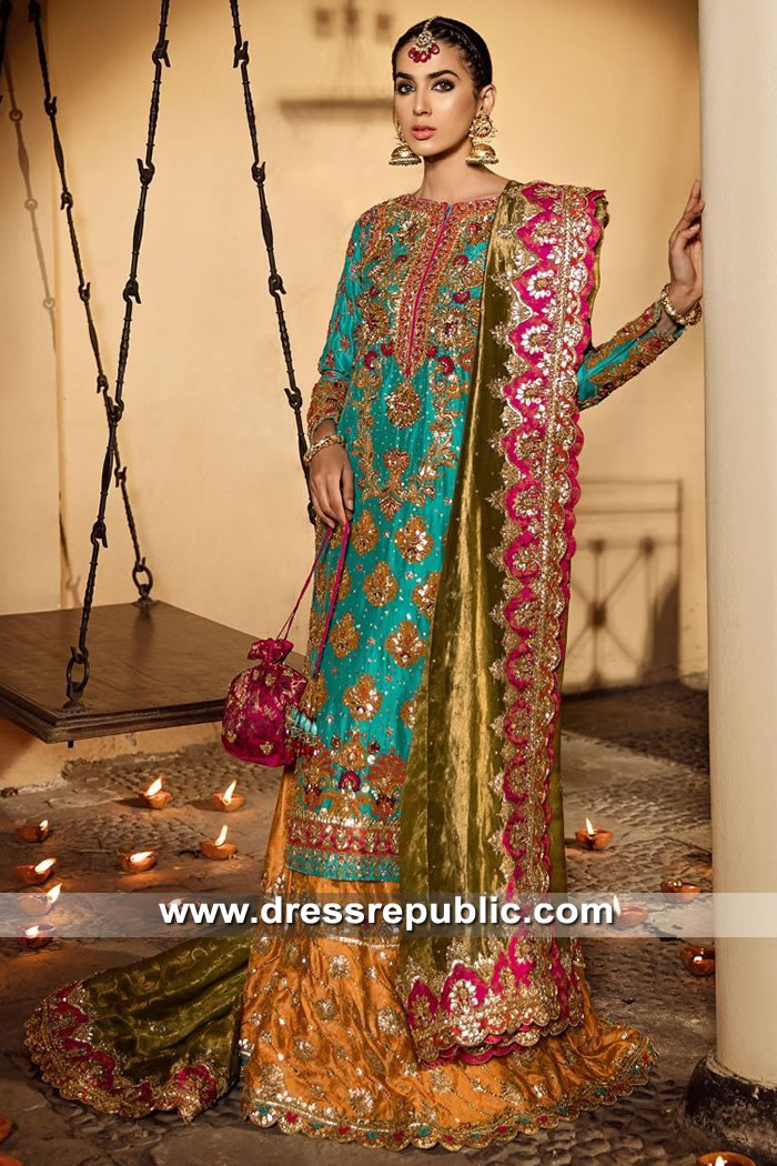 DR15551 Ammara Khan Bridal Collection Sydney, Perth, Melbourne, Australia