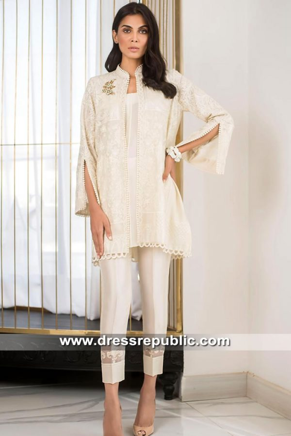 DR15558 Pakistani Street Style Dresses 2019 London, Manchester, Birmingham, UK