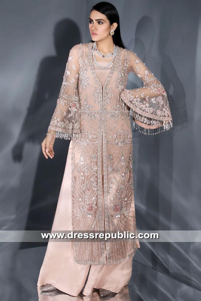 DR15607 Pakistani Designer Formal 2019 USA, UK, Canada, Australia