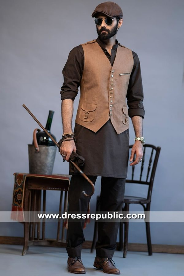 DRM5295 Waistcoat For Men 2019 Online Karachi, Lahore, Islamabad, Pakistan