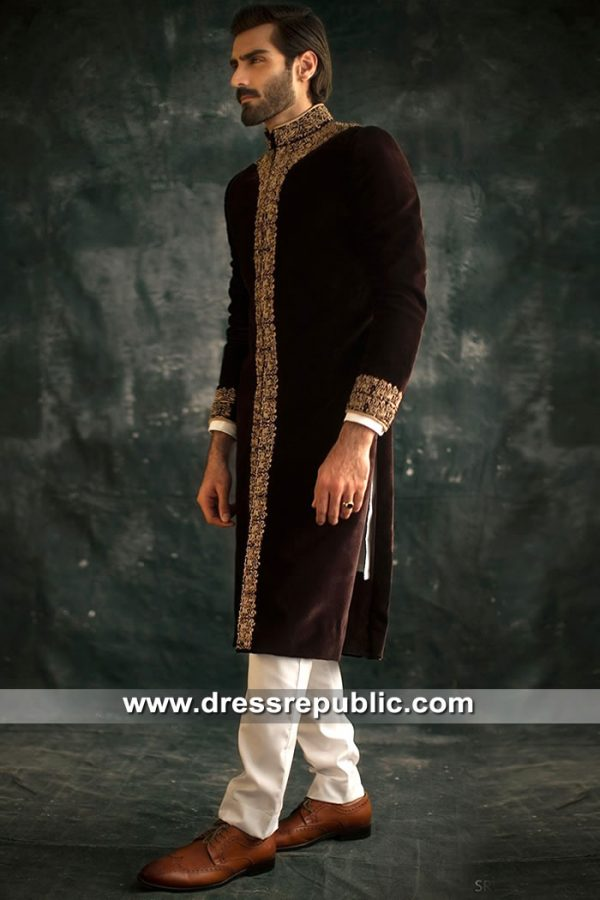 DRM5298 Men's Sherwani New Collection 2019 Sydney, Perth, Melbourne, Australia