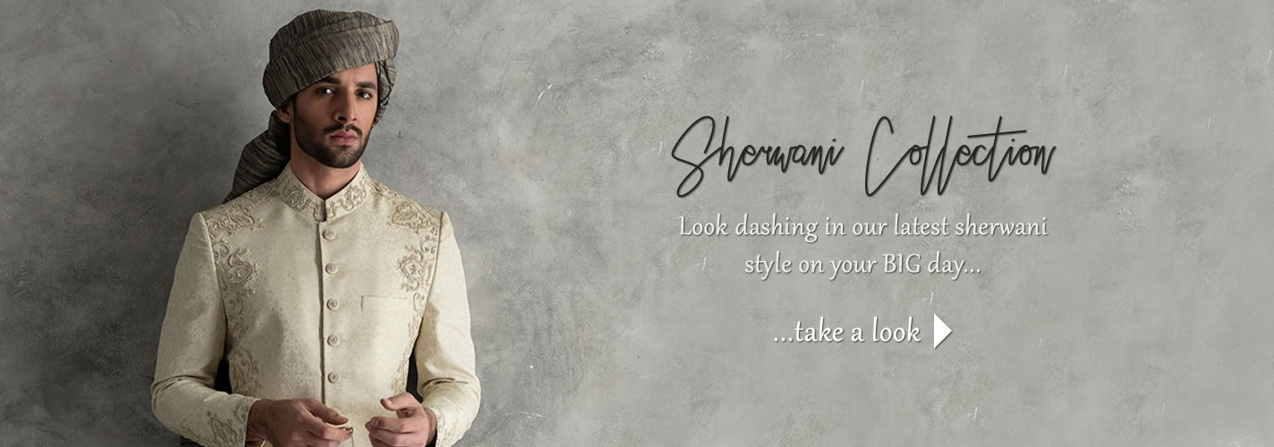 Men's Sherwani 2019 Collection Online