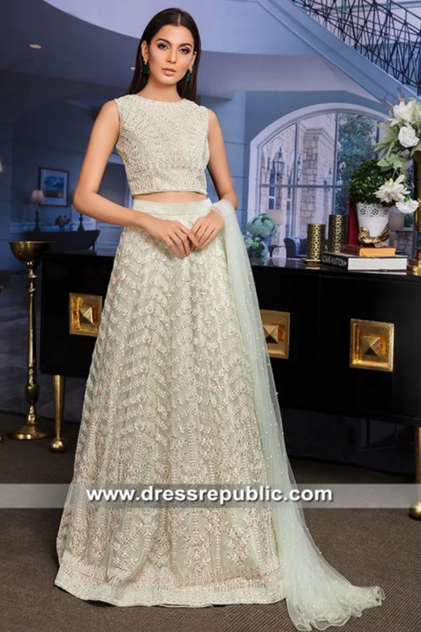 DR15640 Soft colored Lehenga Choli Buy in Houston, Dallas, San Antonio, Texas