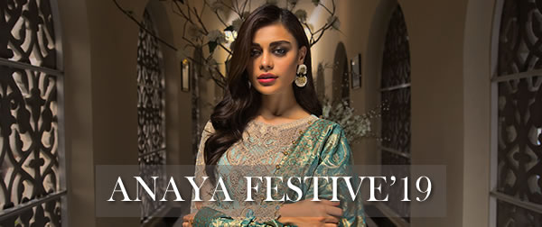 Anaya Festive 2019 Collection