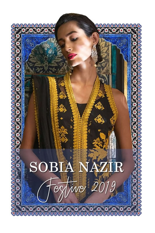 Sobia Nazir Festive 2019