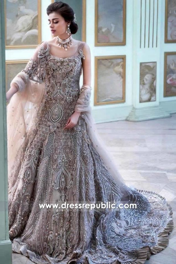 DR15668 Sonia Azhar 2019 Bridal Dresses Buy Online USA, Canada, UK, Australia
