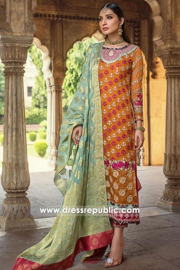 DRP9190 Zainab Chottani Wedding Festive 2019 New York, New Jersey, Texas, USA