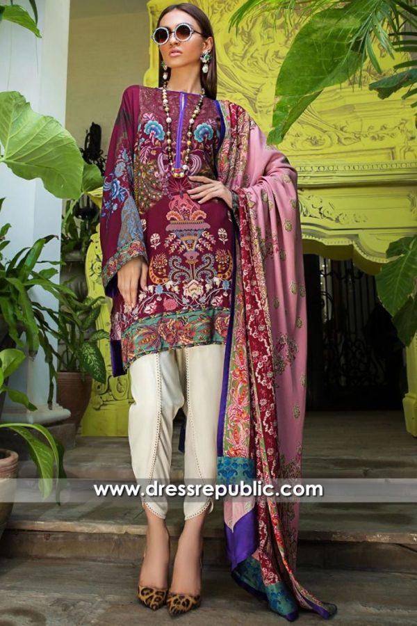 DR9339 Sana Safinaz Mahay 2019 India, Sri Lanka, Malaysia, Singapore