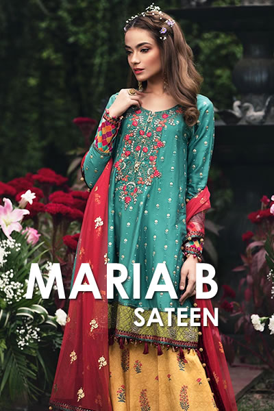 Maria b Sateen 2020 Collection