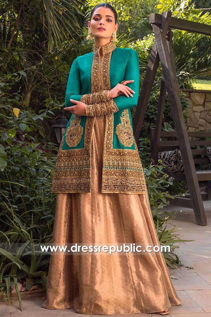 DR15760 Zainab Chottani Wedding Wear 2020 Online New York, New Jersey, USA