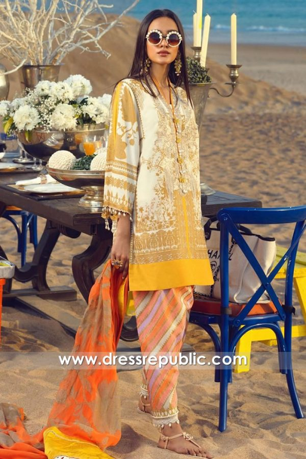 DRP1050 Sana Safinaz Muzlin 2020 Wholesale Pakistan, UK, USA, Canada, India